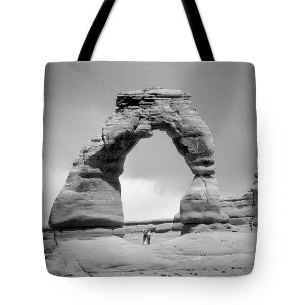 Utah Outback 17 Tote Bag by Mike McGlothlen