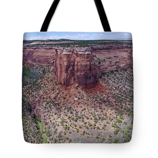 Ute Canyon Tote Bag