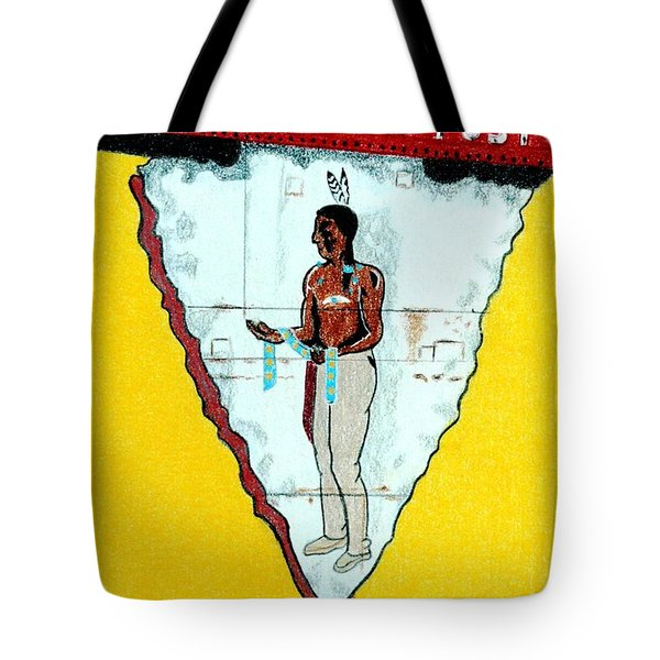 Ute Trading Post Tote Bag