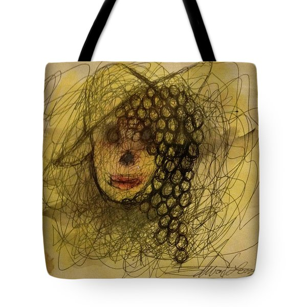 Uva Queen Of The Grapes Tote Bag
