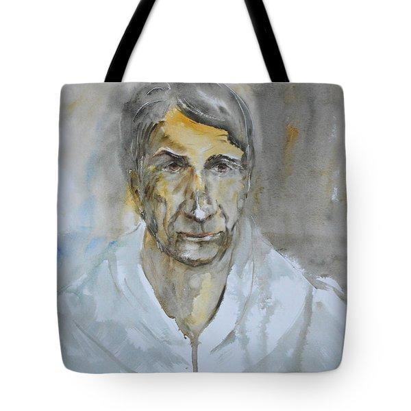 V. I. Tote Bag