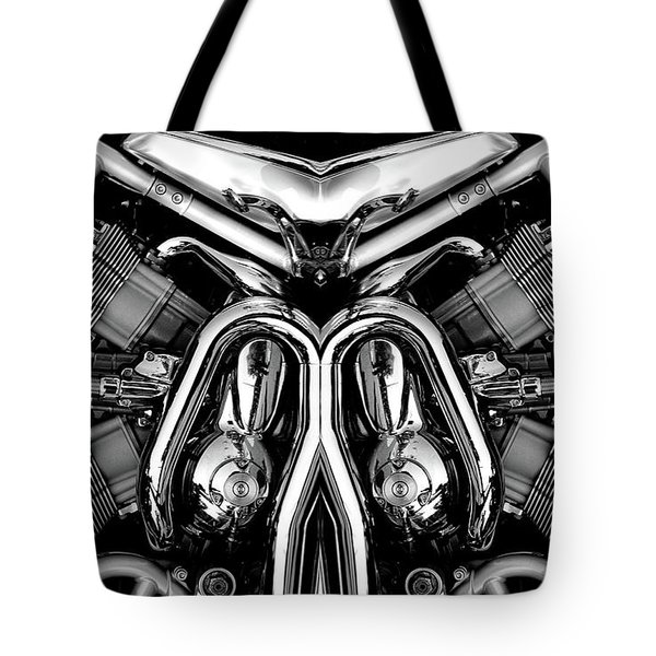 V-rod Tote Bag