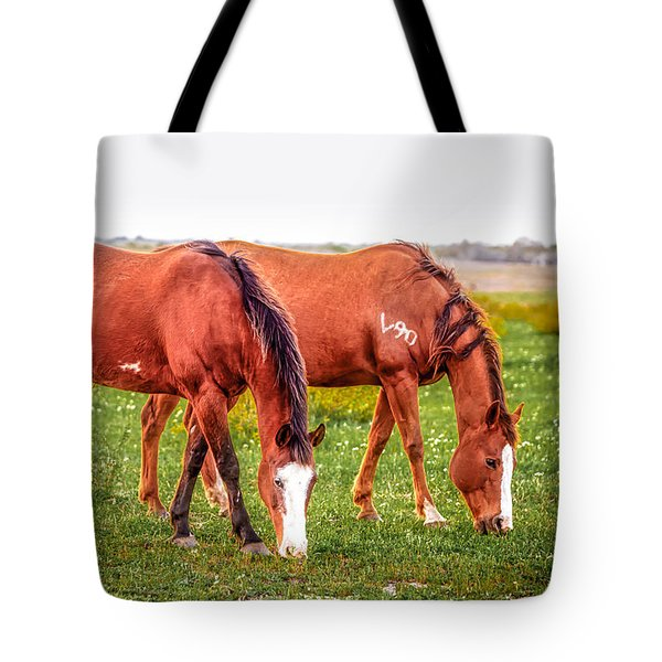 Tote Bag featuring the photograph V90 Over For Dinner by Melinda Ledsome