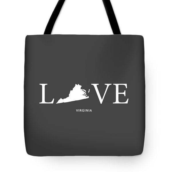 Va Love Tote Bag