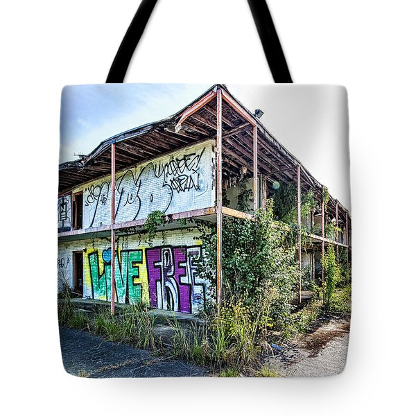 Vacancy Tote Bag by Alan Raasch