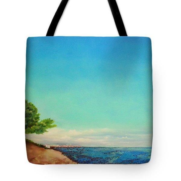 Vacanza Permanente Tote Bag