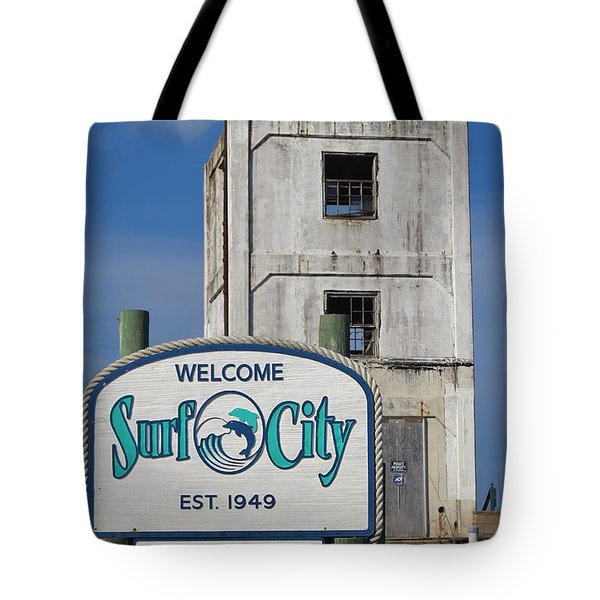 Vacation Destination  Tote Bag