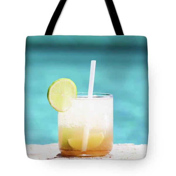 Vacation Sweets Tote Bag