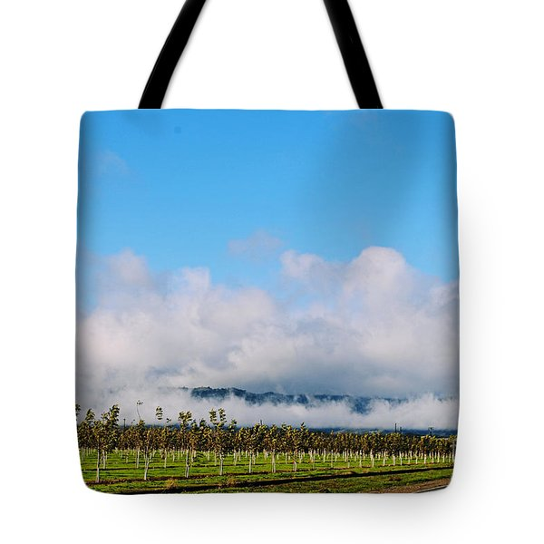 Vacaville Orchard Tote Bag