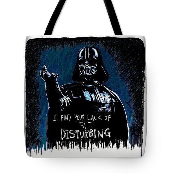 Vader Tote Bag