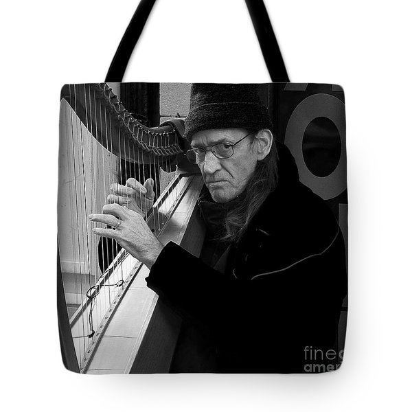 Vagrant Music Tote Bag