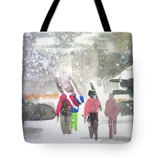 Vail,colorado  Tote Bag