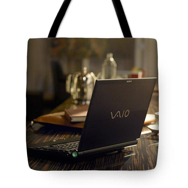 Vaio Tote Bag