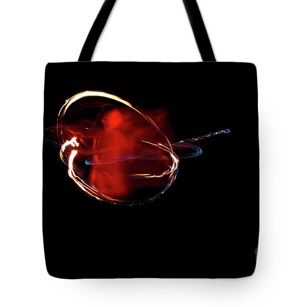 Vajra Dakini 1 Tote Bag by Agnieszka Ledwon