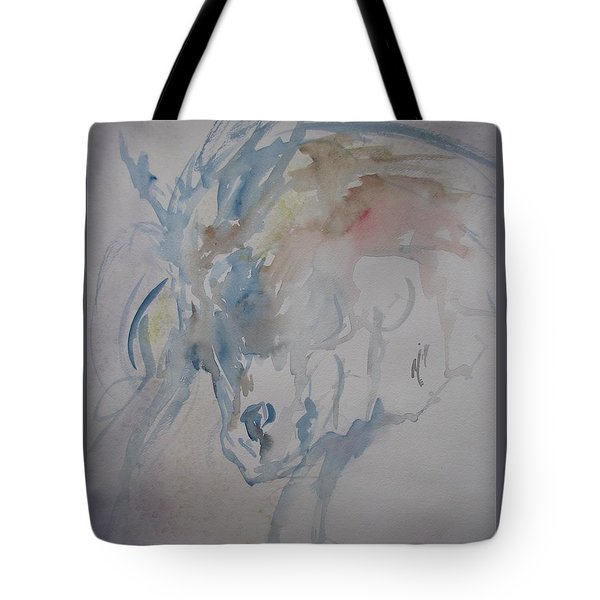 Valant Steed Tote Bag