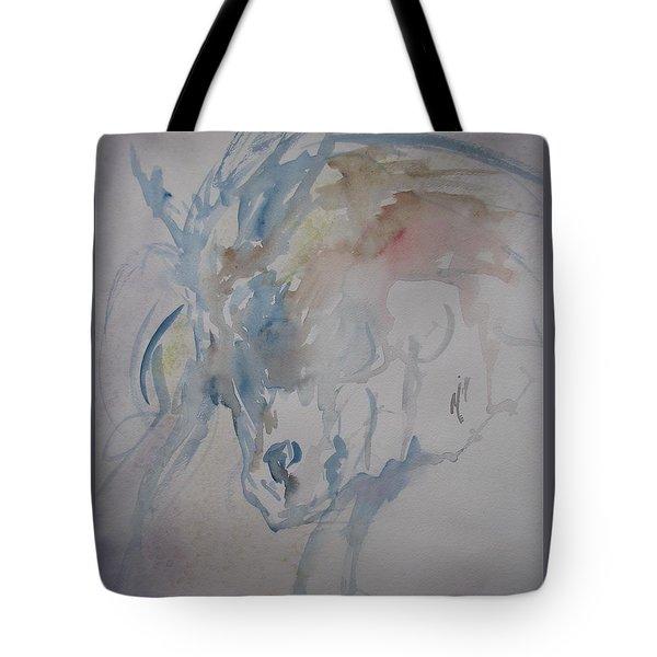 Valant Steed Tote Bag