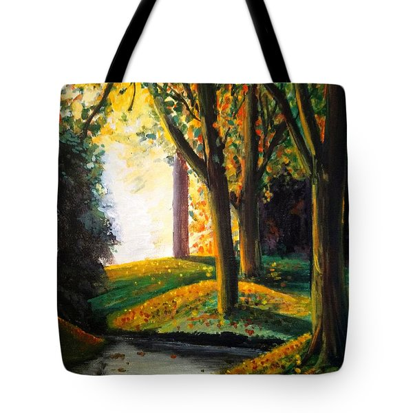 Vale Park  Tote Bag
