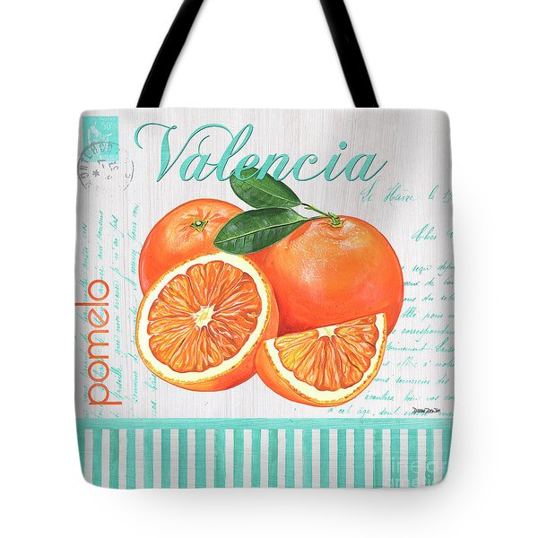 Valencia 1 Tote Bag