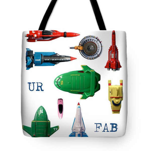 Valentine Ur Fab Tote Bag by John Colley