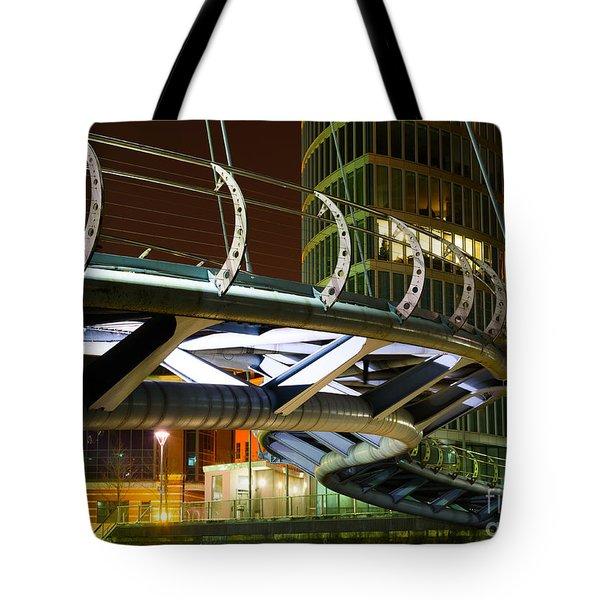Valentines Bridge, Bristol Tote Bag