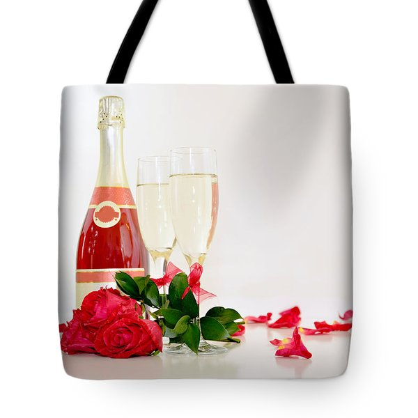 Valentine's Display Tote Bag