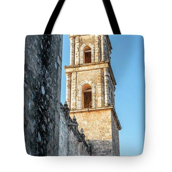 Valladolid Cathedral Spire Tote Bag