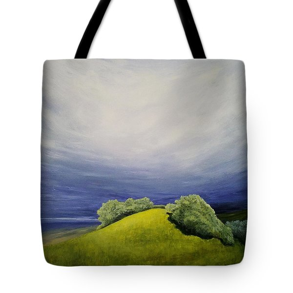 Valle Vista Meadow Tote Bag