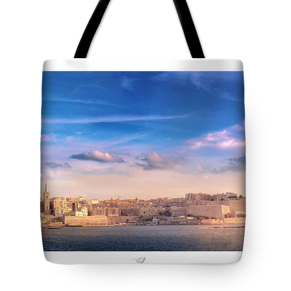Valletta Tote Bag