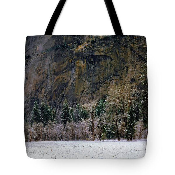 Valley Morning Tote Bag