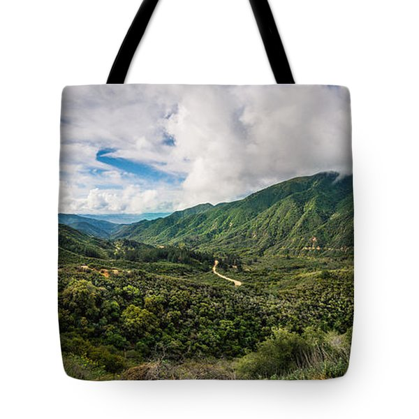Valley Of Promise Tote Bag