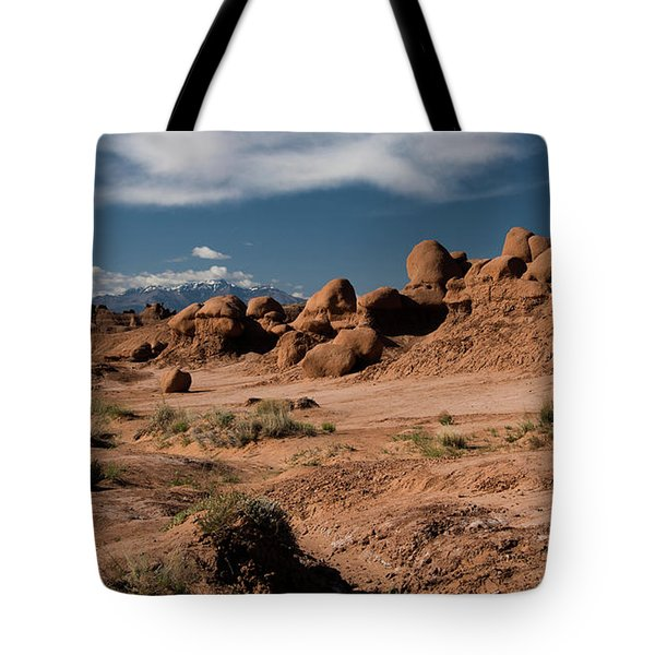 Valley Of The Goblins Tote Bag