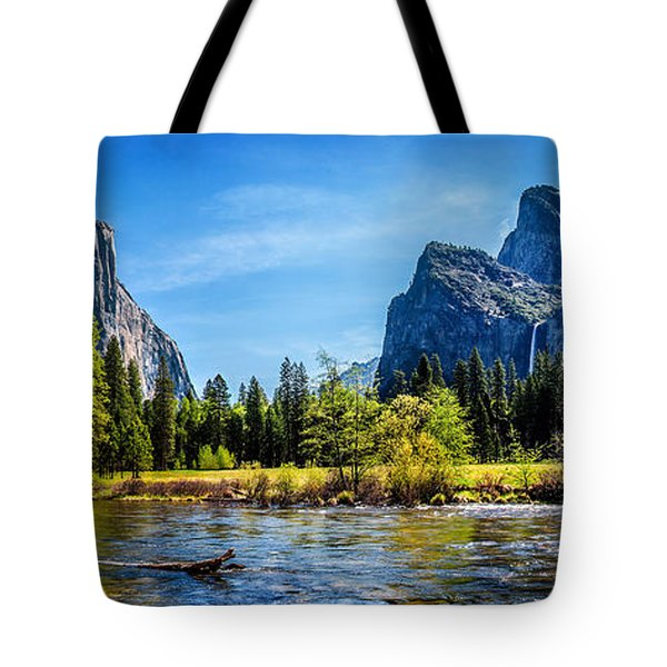Tranquil Valley Tote Bag