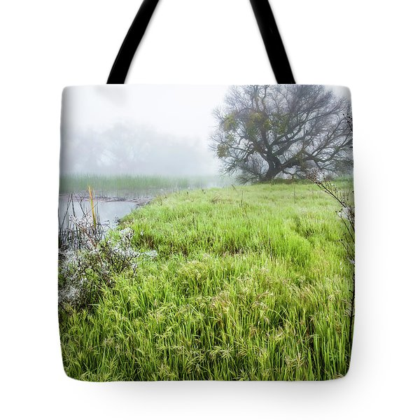 Valley Sanctuary Tote Bag