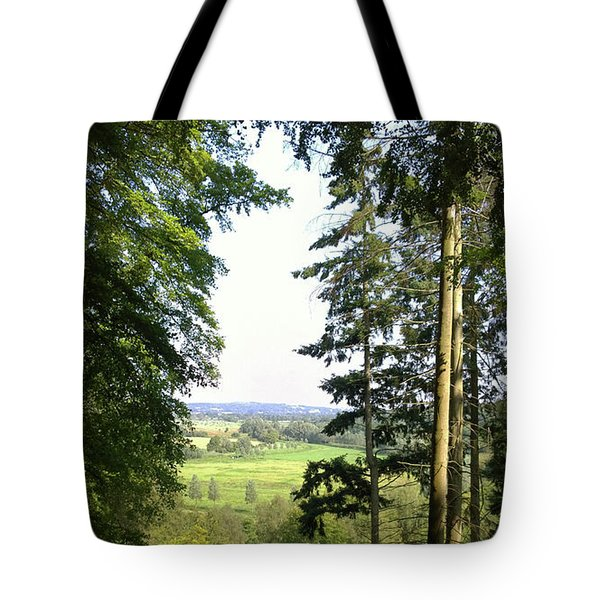 Valley View Tote Bag by Anne Kotan