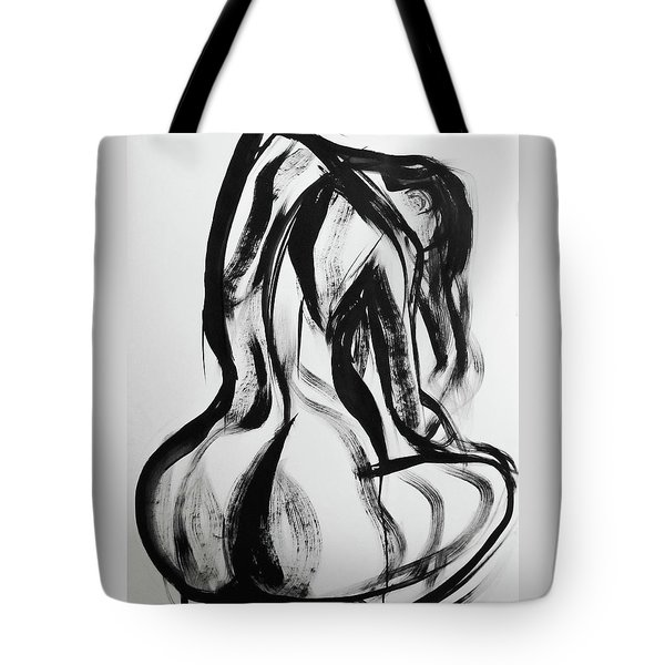 Valleys And Hills Tote Bag