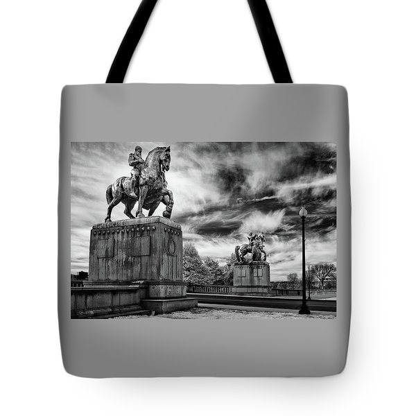 Valor Tote Bag by Paul Seymour
