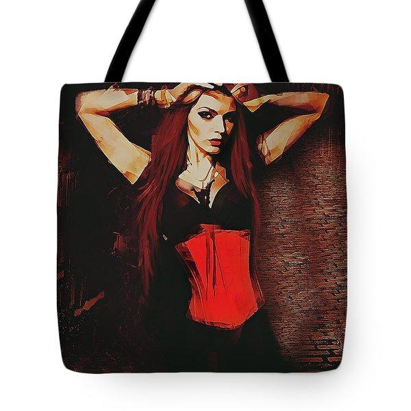 Vampire Compelled  Tote Bag