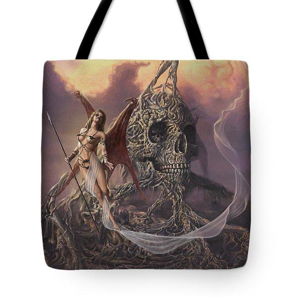 Vampis Lair Tote Bag