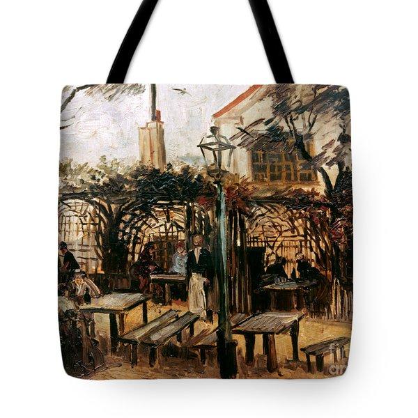 Van Gogh: Guingette, 1886 Tote Bag by Granger