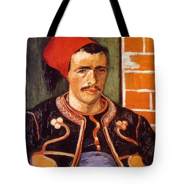 Van Gogh: The Zouave, 1888 Tote Bag by Granger