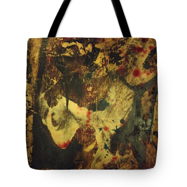 Van Gogh's Ear Tote Bag