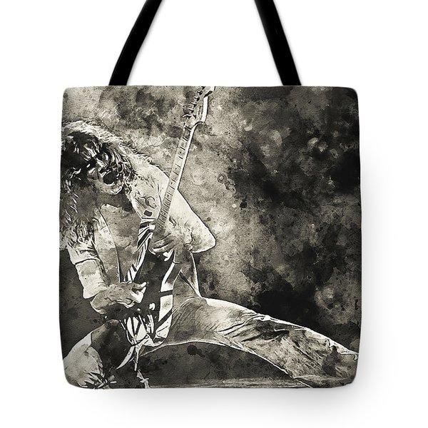 Van Halen - 09 Tote Bag
