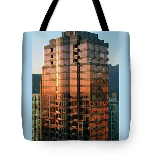 Vancouver 10 Tote Bag