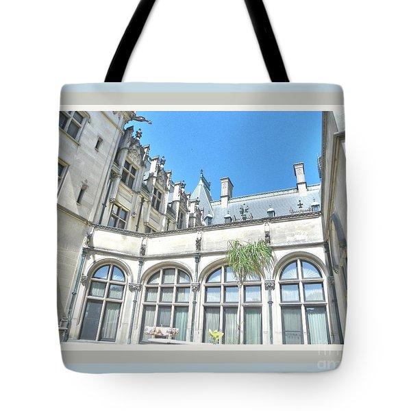 Vanderbilt Mansion Tote Bag