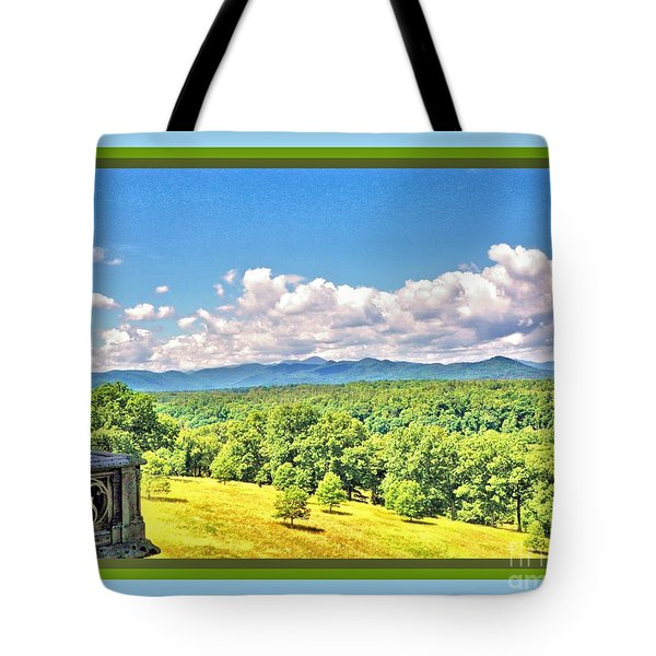 Vanderbilt View Tote Bag