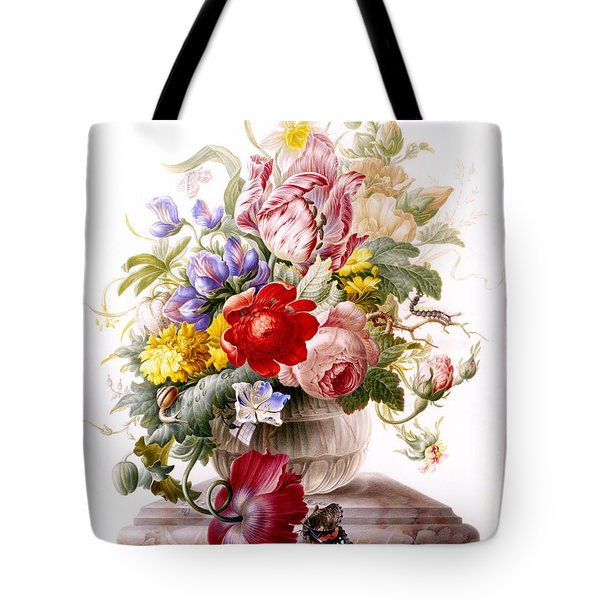 Vanitas Still Life Tote Bag