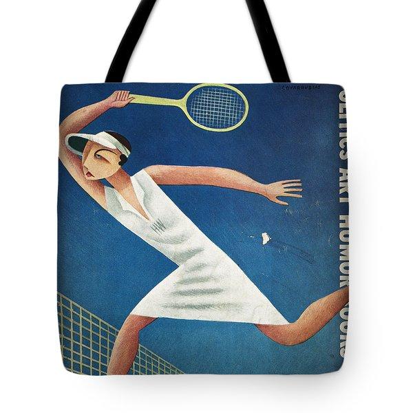Vanity Fair, 1932 Tote Bag by Granger