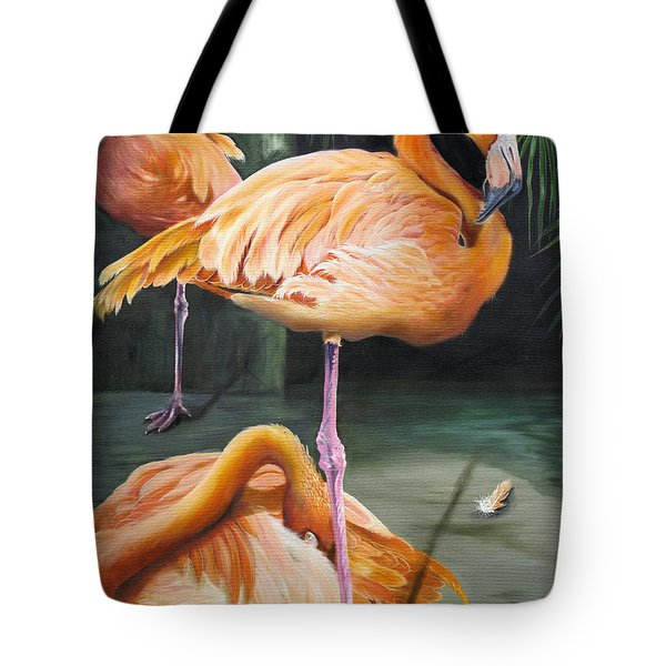 Tote Bag featuring the painting Vanity by Phyllis Beiser