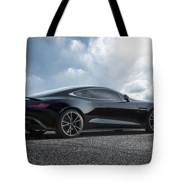 Vanquish Coupe Tote Bag