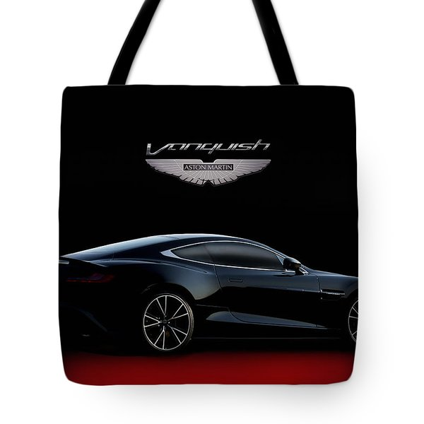 Vanquish Tote Bag